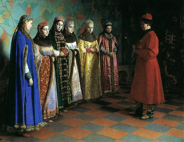 свадбьа, славяне