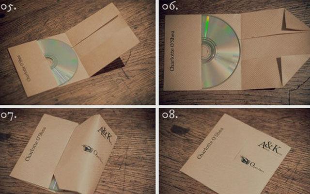 Упаковки своими руками для дисков