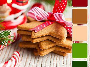 Волшебные краски Нового года: палитры для вдохновения | Ярмарка Мастеров - ручная работа, handmade
