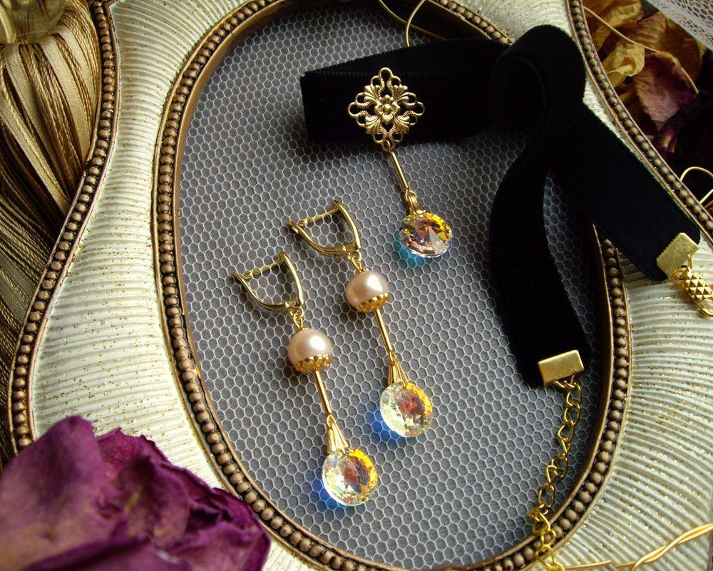 коллекция украшений, украшения ручной работы, чокер