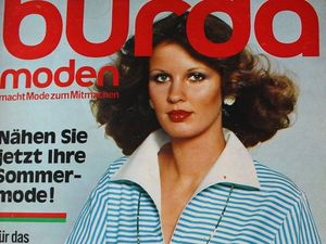 Burda moden 5/1975 Бурда Моден. Ярмарка Мастеров - ручная работа, handmade.