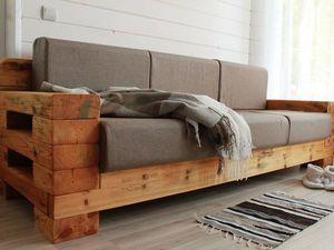 Про диван, который НЕ расслабляет. Ярмарка Мастеров - ручная работа, handmade.