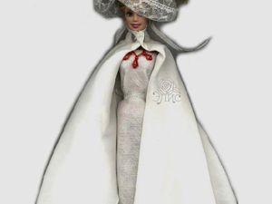 Безразмерная одежда для куклы типа Барби   Ярмарка Мастеров - ручная работа, handmade