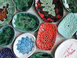 Информация по наличию керамических мыльниц. Ярмарка Мастеров - ручная работа, handmade.