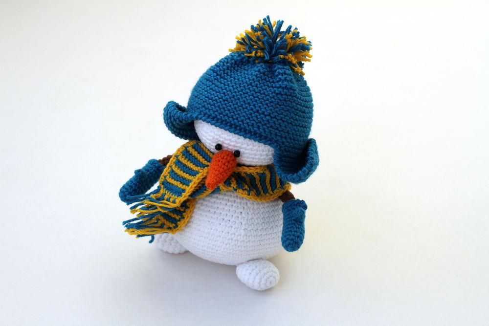 снеговик, купить подарок