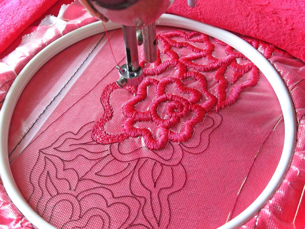 Стабилизаторы adeira для шитья и вышивки, фото № 3