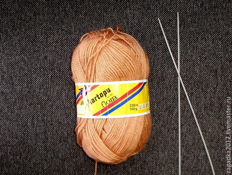 вязание спицами