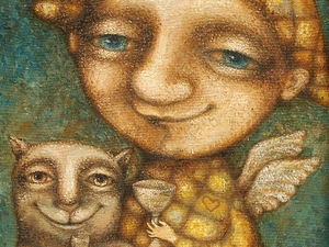 Секреты доброго творчества Киры Эмеретли. Ярмарка Мастеров - ручная работа, handmade.