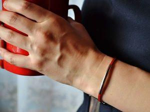 Новые Лёгкие женские браслеты. Ярмарка Мастеров - ручная работа, handmade.