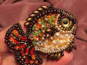 Рыбки Желаний (видео) | Ярмарка Мастеров - ручная работа, handmade