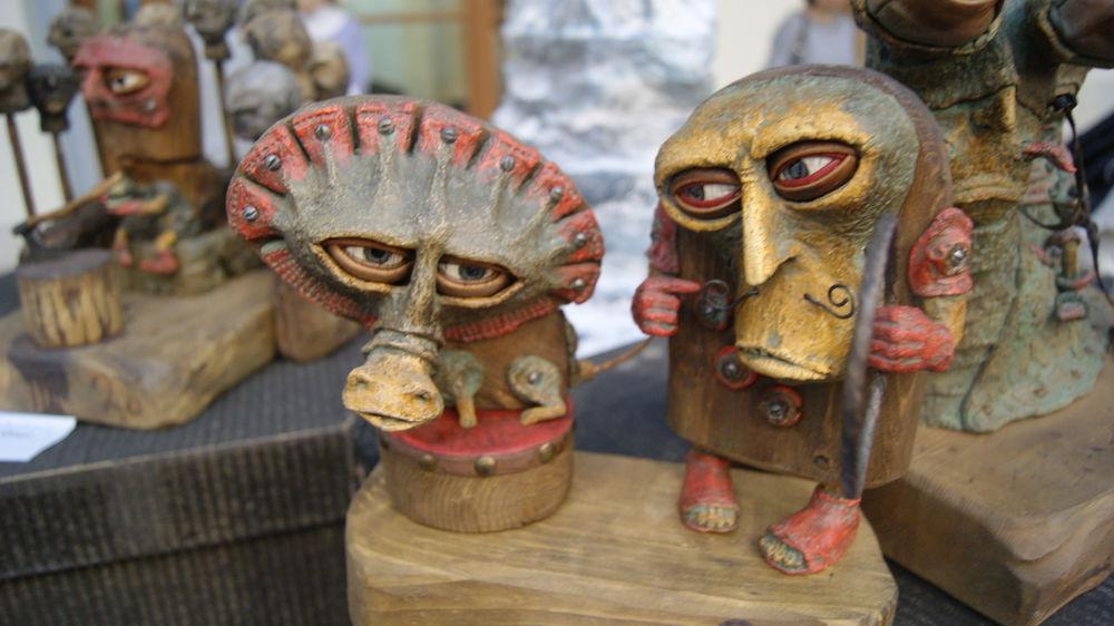 Выставка «Искусство куклы» в Гостином дворе, фото № 21