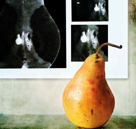 Беременная груша )))