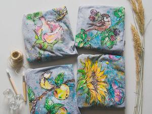 Коллекция летних топов для беременных. | Ярмарка Мастеров - ручная работа, handmade