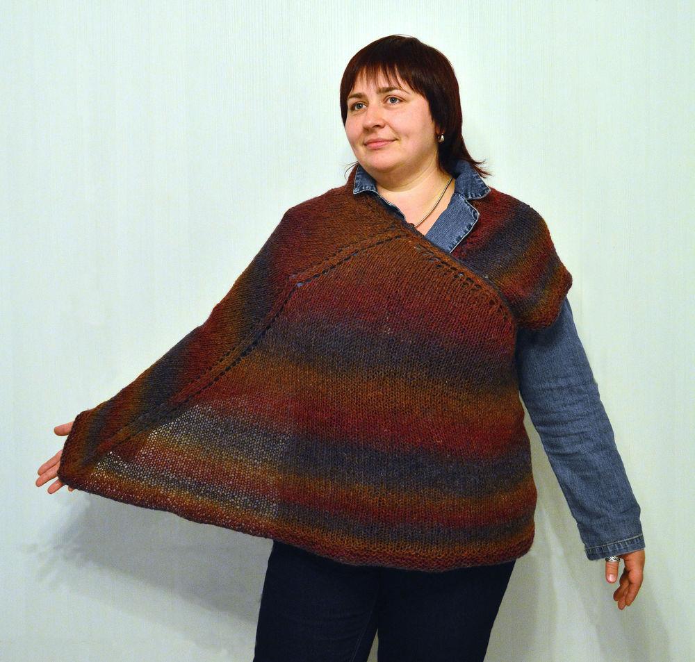 купить красивую шаль