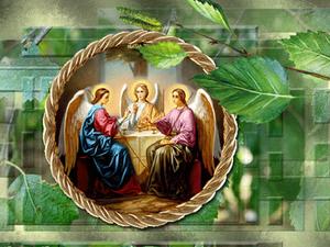 Подарок для подписчиков к Троице | Ярмарка Мастеров - ручная работа, handmade