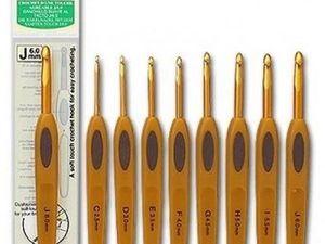 Поступление крючков Clover Soft Touch. Япония.. Ярмарка Мастеров - ручная работа, handmade.