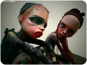 «Цветные дети» Паши Сетровой. Ярмарка Мастеров - ручная работа, handmade.