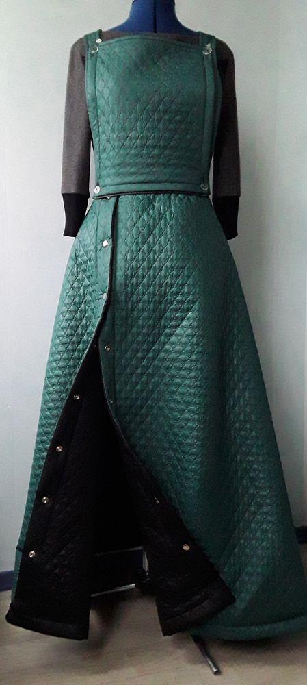 двухсторонняя юбка, юбка с лямками и грудкой, стильная теплая юбка