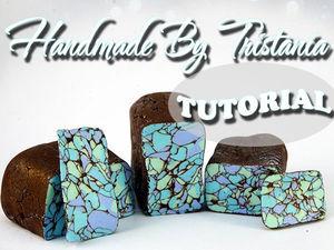 Видеоурок: «Каменная трость» из полимерной глины. Ярмарка Мастеров - ручная работа, handmade.