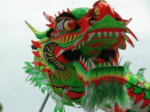 Фантастические китайские драконы. Ярмарка Мастеров - ручная работа, handmade.