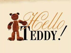 Место на Hello Teddy 2017. Ярмарка Мастеров - ручная работа, handmade.