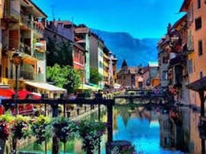Хобби тур в Анси, Французская Венеция. Приглашаем!. Ярмарка Мастеров - ручная работа, handmade.