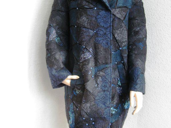 Немного про  Японское пальто | Ярмарка Мастеров - ручная работа, handmade