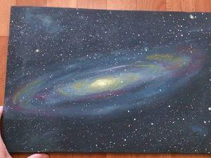 Космос и звёзды. Ярмарка Мастеров - ручная работа, handmade.