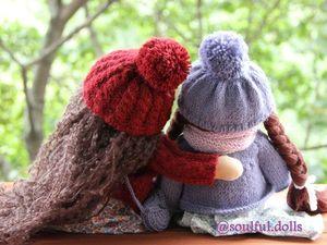 Роль куклы в развитии ребёнка. Ярмарка Мастеров - ручная работа, handmade.