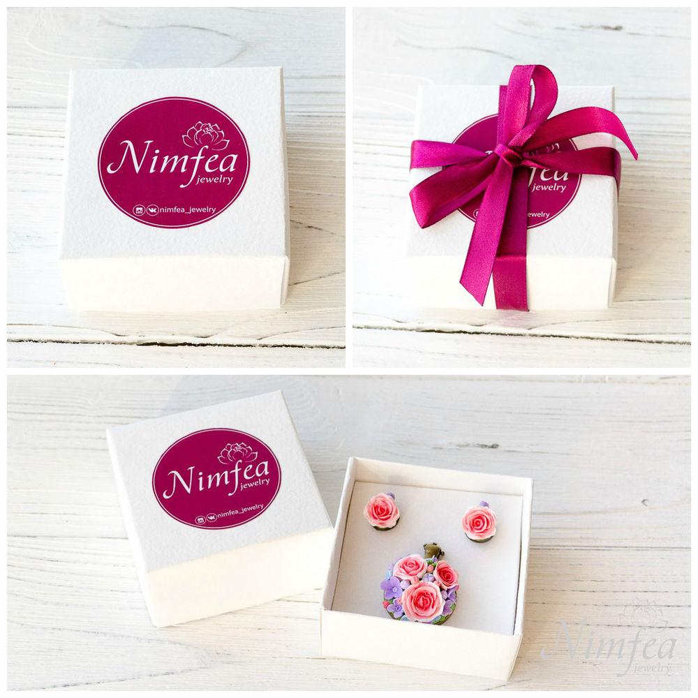 nimfea-jewelry, отправка посылок, отправка, упаковка, коробочка, почта россии