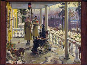 Последний год царской России в работах современных художников. Ярмарка Мастеров - ручная работа, handmade.