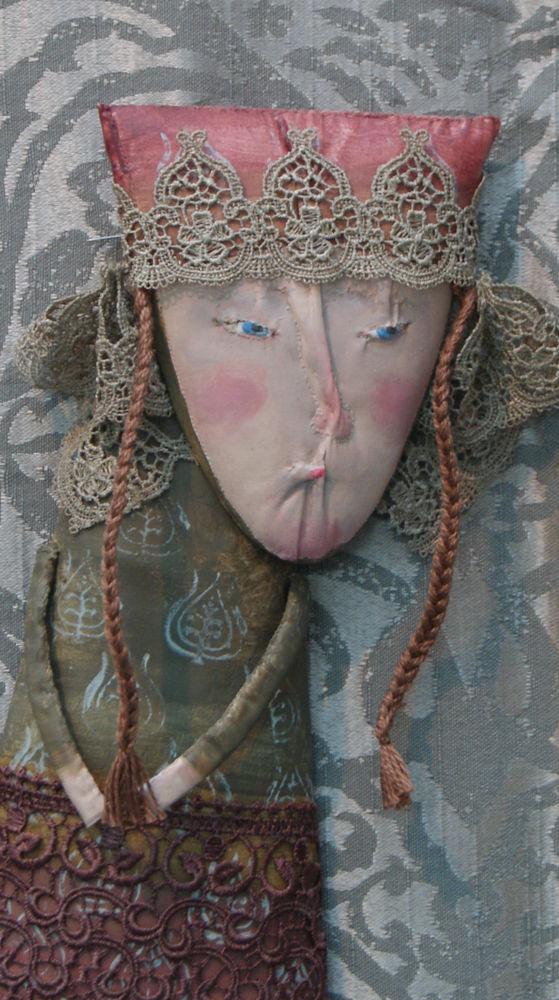 Выставка «Искусство куклы» в Гостином дворе, фото № 19