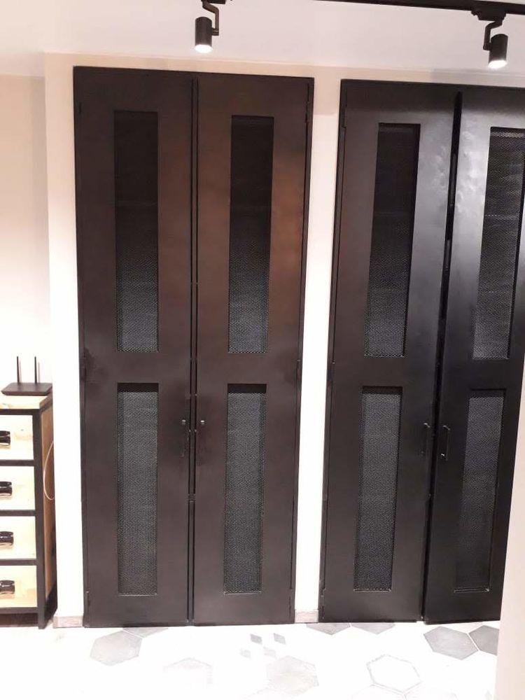 индустриальный лофт, шкаф из металла, лофт интерьер, мебель в стиле лофт, мебель лофт на заказ, шкаф из металла на заказ