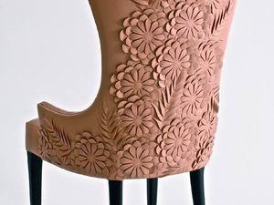 Оригинальная мебель из кожи от Helen Amy Murray. Ярмарка Мастеров - ручная работа, handmade.