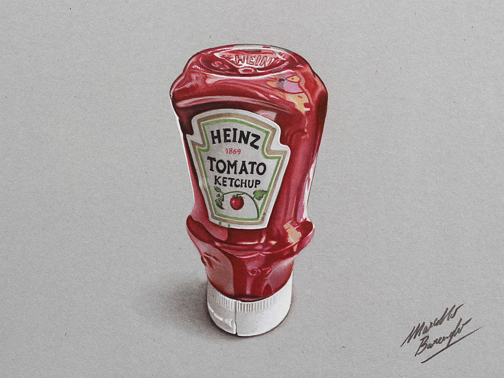 Amazing Hyperrealism by Artist Marcello Barenghi, фото № 38