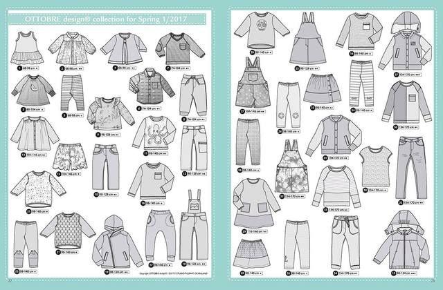 журнал мод, ottobre, woman, платье со скидкой, выкройки, цветочный принт, ткани италия, юбка, брюки, подиум