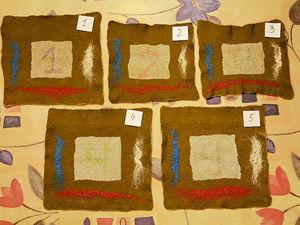 Обзор и анализ различных способов валяния. Ярмарка Мастеров - ручная работа, handmade.