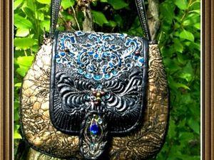 Анонс новой сумочки. Ярмарка Мастеров - ручная работа, handmade.