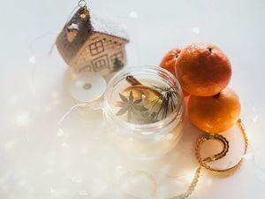 Любите ли вы зажигать свечи на новый год?. Ярмарка Мастеров - ручная работа, handmade.