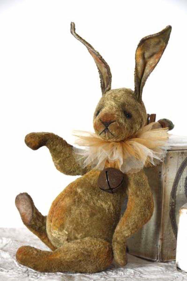 тедди кролик выкройка