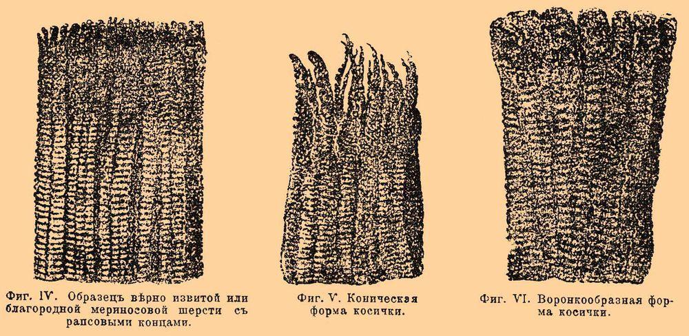 свойства шерсти