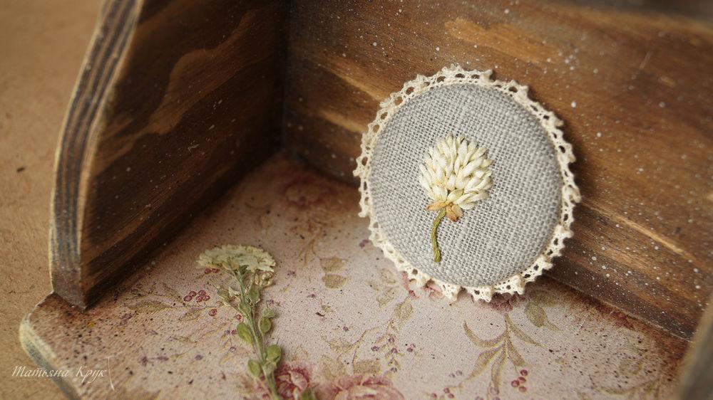 подарок девушке женщине, цветочное украшение
