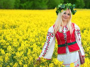 Славянская одежда. Ярмарка Мастеров - ручная работа, handmade.