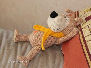 Знакомьтесь, это Собак Собакин!. Ярмарка Мастеров - ручная работа, handmade.