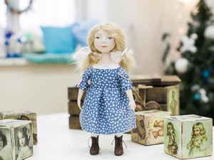 Приходите на выставку Искусство куклы!. Ярмарка Мастеров - ручная работа, handmade.