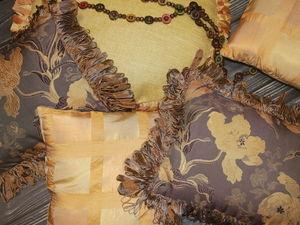 Единовременная акция! Скидки на чехлы для подушек 10-15 %. Ярмарка Мастеров - ручная работа, handmade.