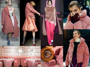 Самый модный цвет пальто 2018, или Розовый миллениалов. Ярмарка Мастеров - ручная работа, handmade.