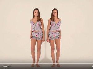 Новое видео пижамки