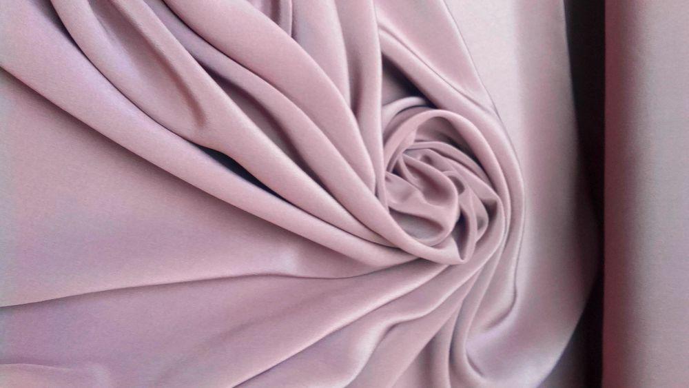 шёлк 100%, материалы для творчества, крепдешин сливоый, шелк купить, натуральные ткани
