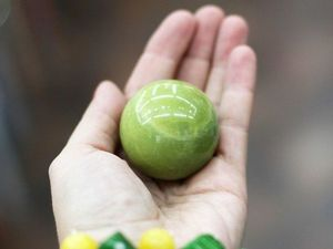 Каменные сферы: собственная планета в твоих руках. Ярмарка Мастеров - ручная работа, handmade.
